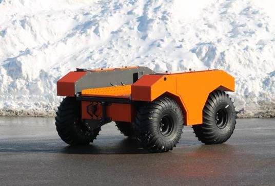Argo J5 Rover which will be used in the SSP16 RPEAM